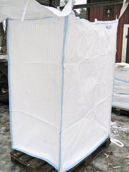 Storsäck regnskyddad 1500 liter
